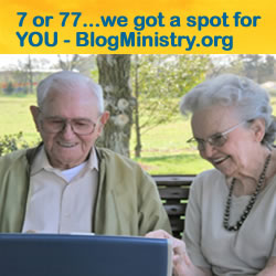 Blog Evangelism at http://internetminister.org
