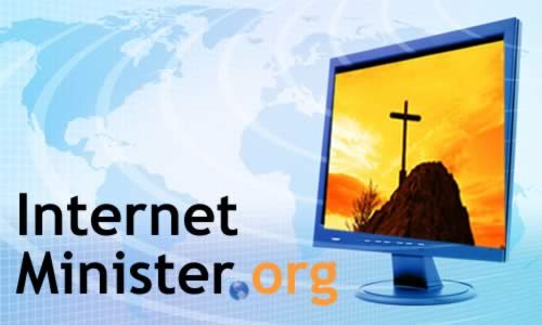 internet evangelism explained at http://internetminister.org